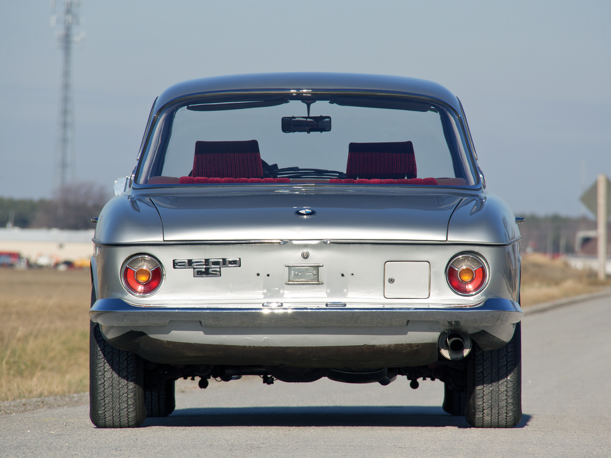 BMW 3200 CS coupé Bertone - 1962-1965 les plus belles photos