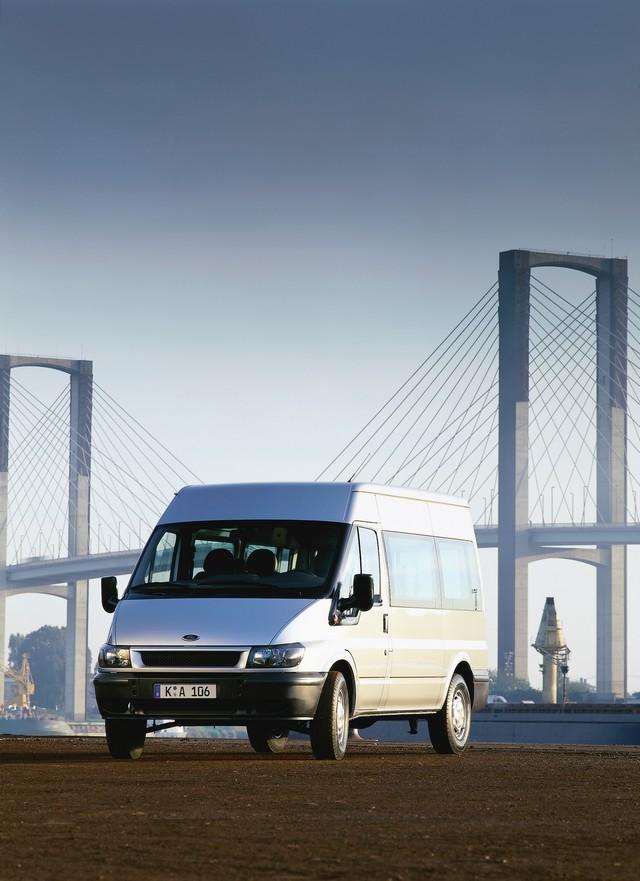 Le Ford Transit fête ses 50 ans ! 343749TransitCelebrations061