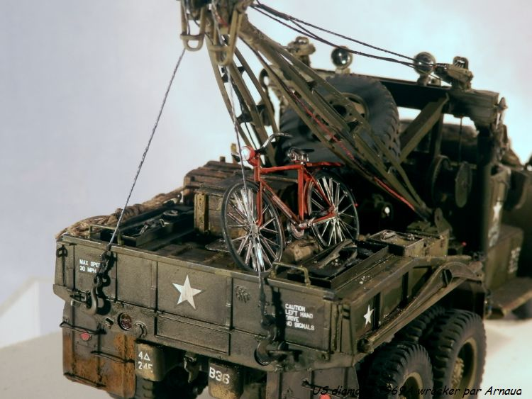 US Diamond T969A wrecker (Mirror Models 1/35) - Page 3 343857P1260083