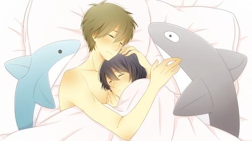 He's a mermaid, my sweet Kiku-chan (◕‿◕)♡ 344443129
