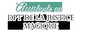Assistante au Département de la Justice Magique