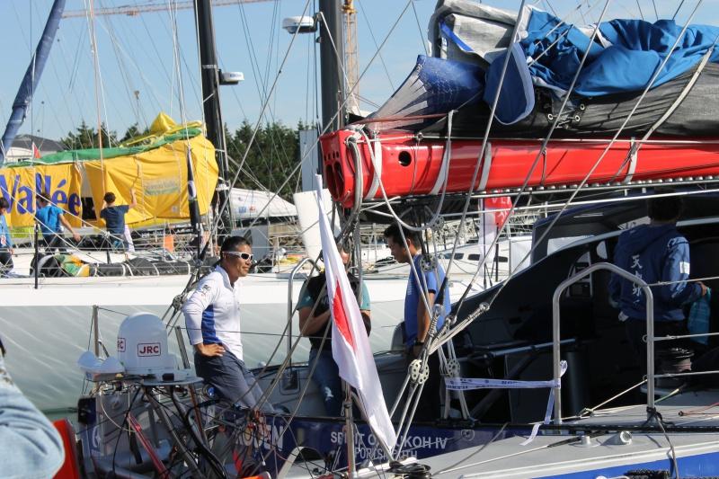 Visite du village et du ponton du Vendée Globe le 25/10/16 345681IMG4575