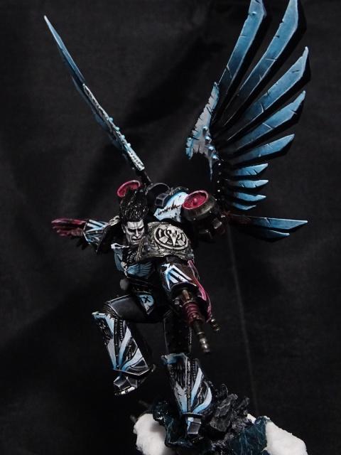 [CDA] la Team Malchy : Raven Guard  - Page 5 346669DSC03427