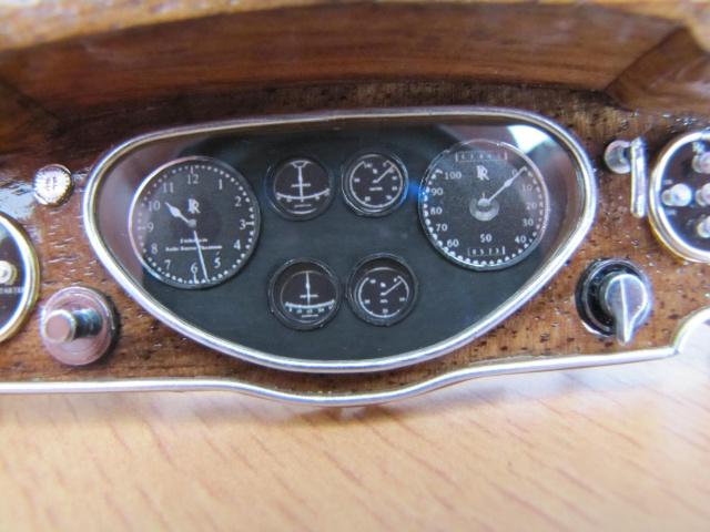 "Rolls Royce phantom II 1934 POCHER 1/8 ""Star of India 346747IMG0004"