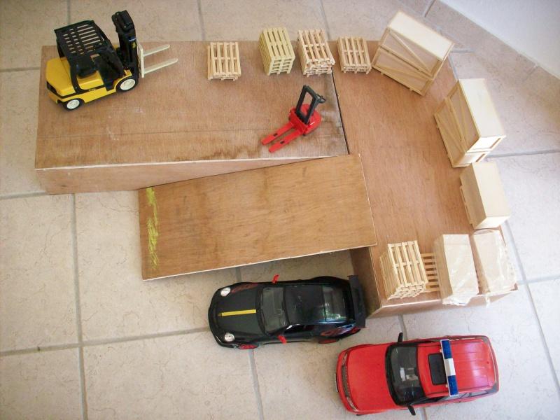fabrication d'une caisse de transport pour le scania 3467591008914