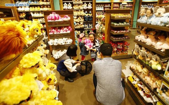 [Shanghai Disney Resort] Le Resort en général - le coin des petites infos  - Page 40 347394w122