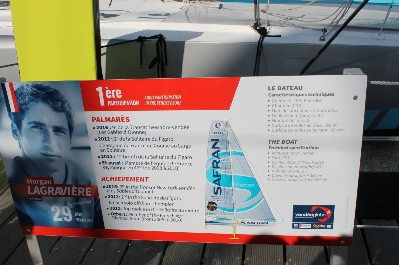 Visite du village et du ponton du Vendée Globe le 25/10/16 347629IMG4493