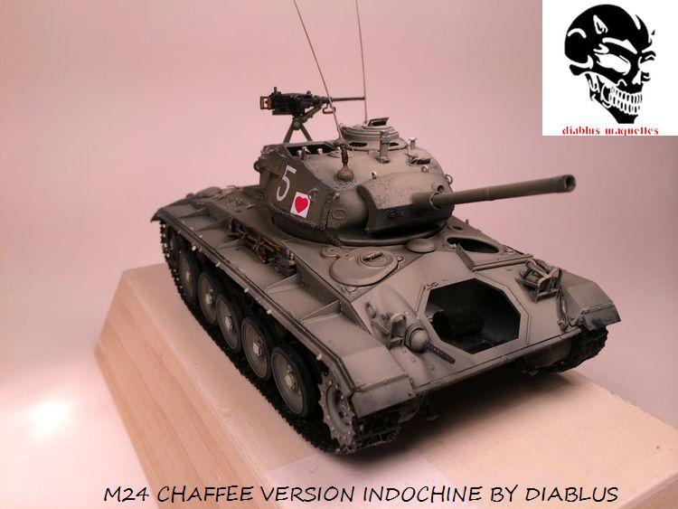M24 Chaffee light tank, AFV Club 1/35 348067IMG35941