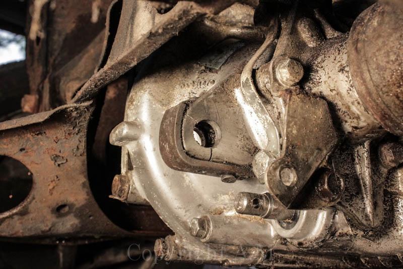 Restauration d'une Austin de 1980 348351IMG3314