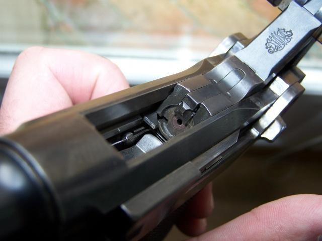 Mon Luger P08 de 1909 3488211004031