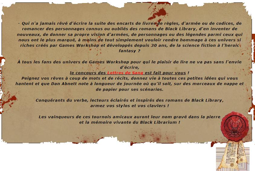 Lettres de sang: Les Pierres des Conquérants 348825TexteLDSv2