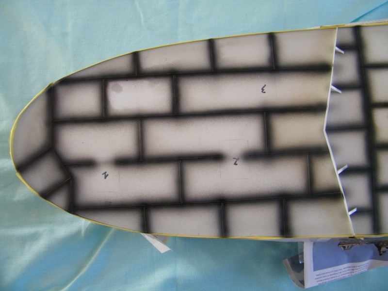 Russian gunboat Bk 1124 au 1/20e sur plan  - Page 6 3494921004348