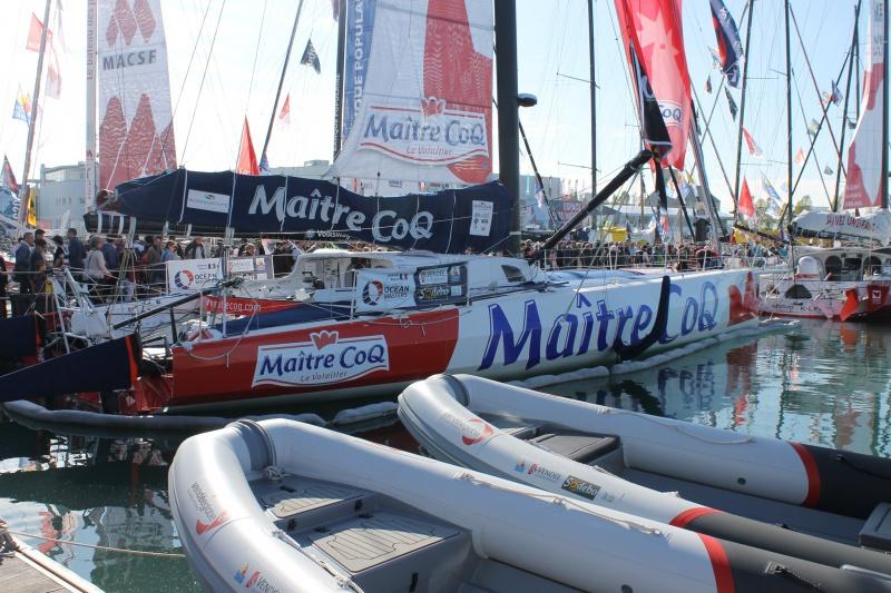 Visite du village et du ponton du Vendée Globe le 25/10/16 349880IMG4465
