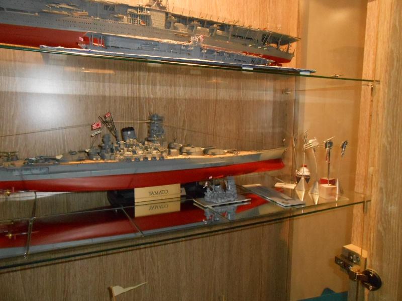Yamato 1/700 fuji, PE,Pont en bois et babioles - Page 3 350081DSCN5476