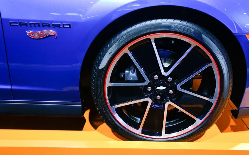 Chevrolet Camaro SS 2010 ( version Hot Wheels 2013 ) 35028320pouces