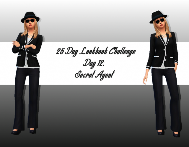 [Look] 25 Day Lookbook Challenge  350301Jour12