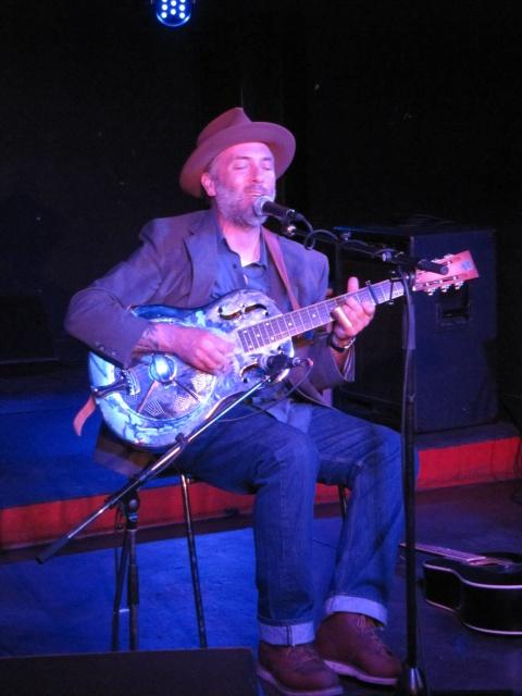Kelly Joe Phelps-concert à la collégiale Saint-Mexme, Chinon 350370KellyJoePhelps031
