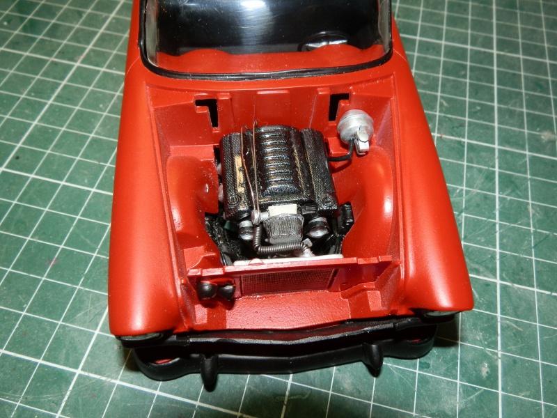 #47 : Chevy bel air 56 custom (TERMINEE) 350519P9305384
