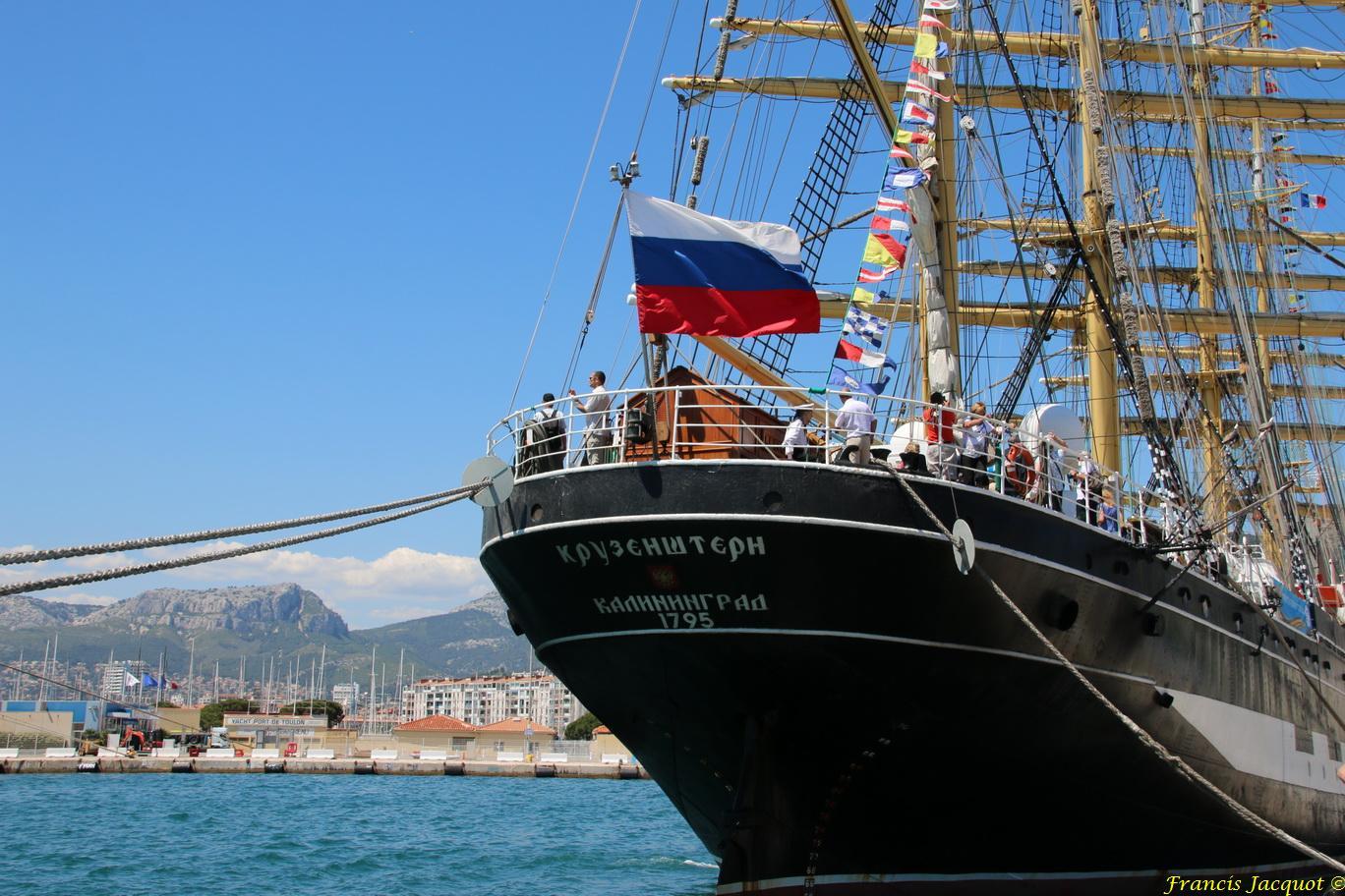 [ Marine à voile ] Voilier Russe KRUZENSTERN 3505693429