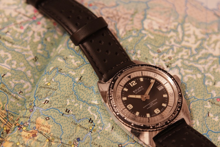 SICURA GMT bracelet rallye 350814MG9273