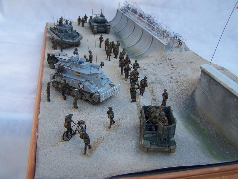 """Juno Beach"" 06.06.1944 Le Fort Garry Horse débarque.... 3509871007488"