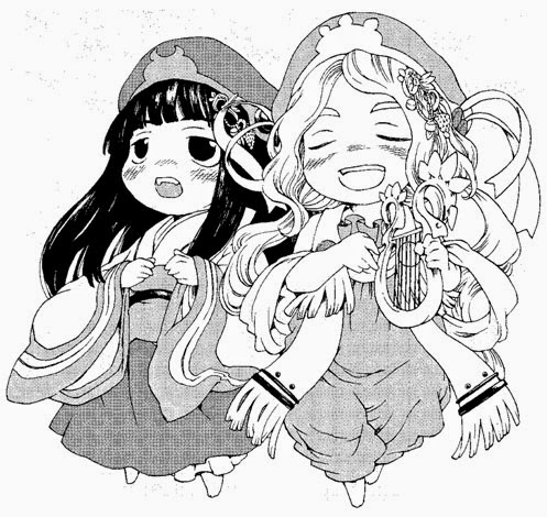 [MANGA] Minuscule (Hakumei to Mikochi) ~ 352072minusculeT01scan004
