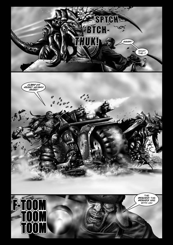 [BD] Les Loups Solitaires de Dan Abnett & Karl Richardson 352259LoneWolvesPODtxt39