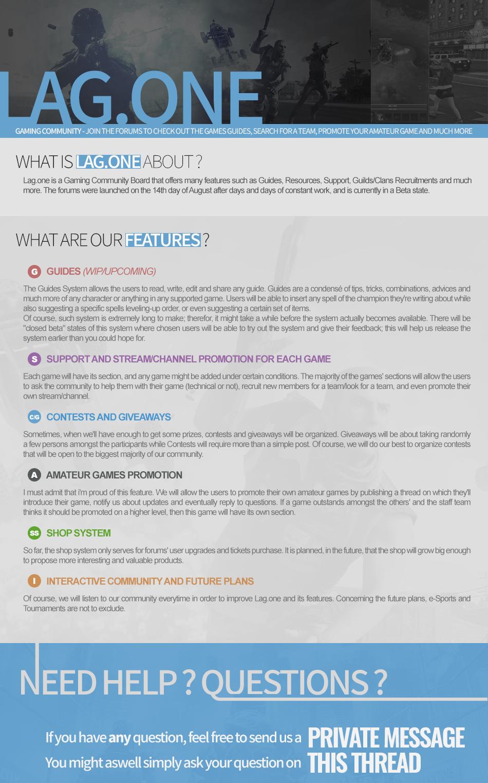 Lag.one - Gaming Community (English) 352447cartp1