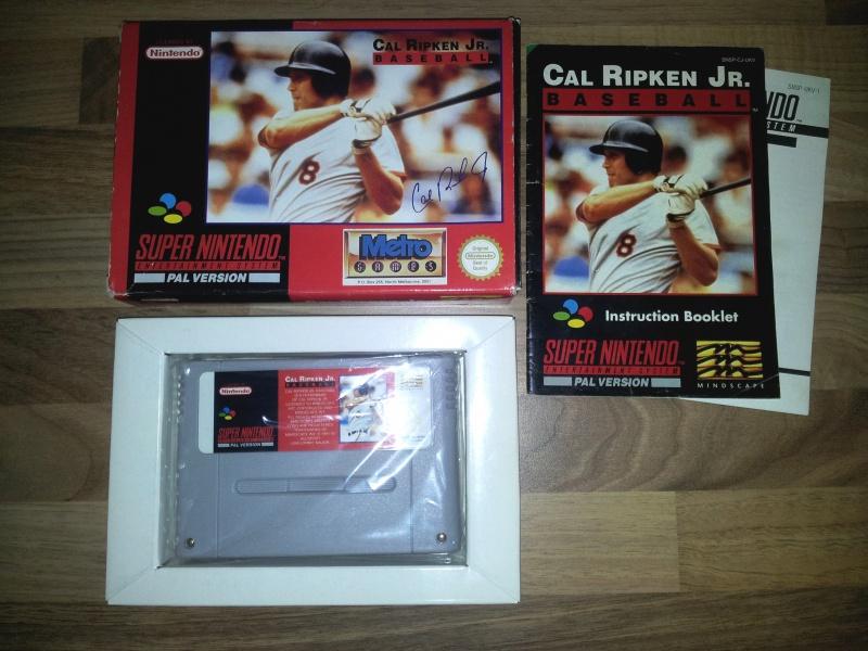 Prupru's Collection ! 100% Super Nintendo et 200% Super Comboy !! - Page 10 352611CalRipkenJrBaseball