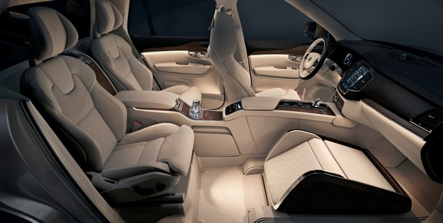 Volvo Cars a dévoilé Sa Nouvelle Lounge Console à Shanghai 352929161563VolvoXC90ExcellenceLoungeConsole
