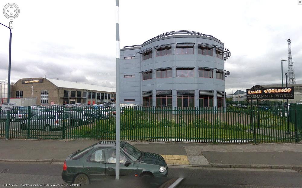 Games Workshop Ltd, Black LIbrary, Willow Road, Lenton, Nottingham 352955WarhammerWolrd