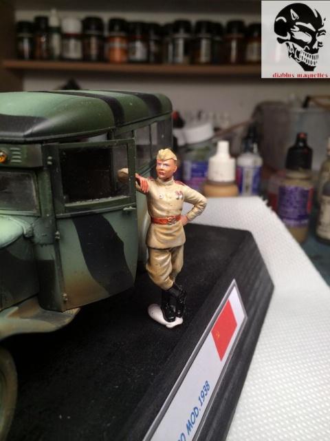GAZ 03-30 MOD 42 - Miniart 1/35 353172figurineszis006