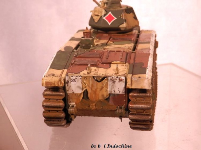 char francais B1 b l indochine(tamyia 1/35) 353338PB110035