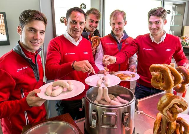 Les équipes Audi Sport sont prêtes pour l'ouverture de la saison de DTM 353350A163077medium