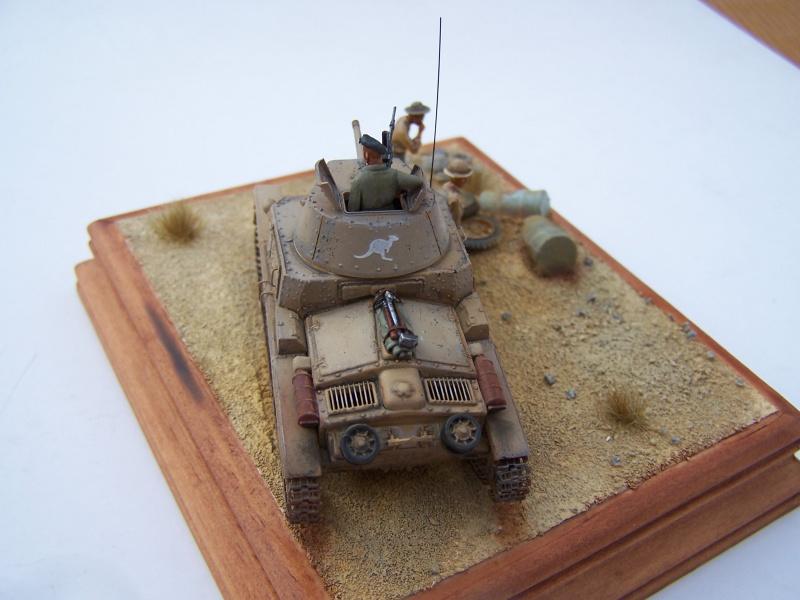 Char moyen M13/40 Tobrouk 1941 3537921005593