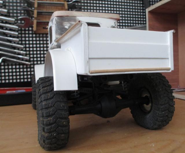 Futur projet, Dodge Legacy power wagon - Page 3 354666IMG1462