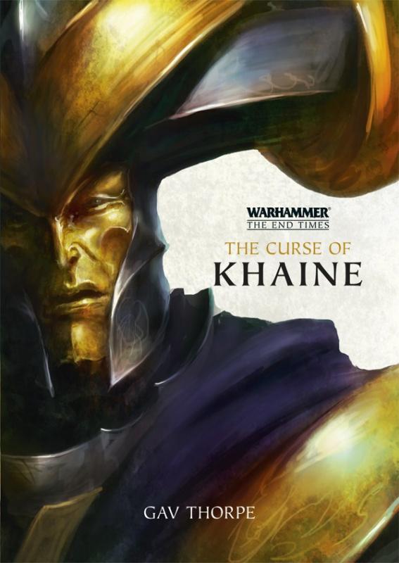 [The End Times] - III - The Curse of Khaine de Gav Thorpe 354902TheCurseofKhaineA5