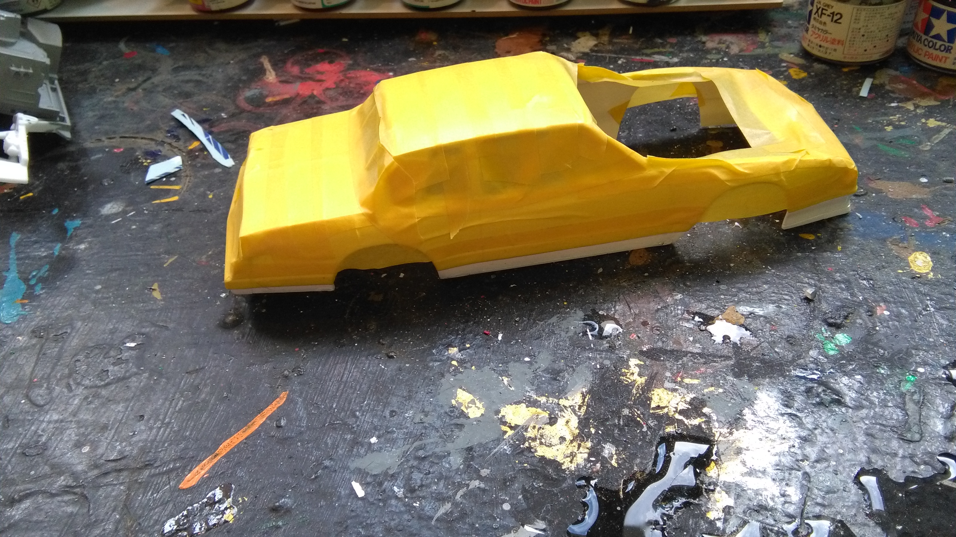 Chevy Monte-Carlo 1983 #11 Darrell Waltrip Pepsi  356165IMG20170428171612