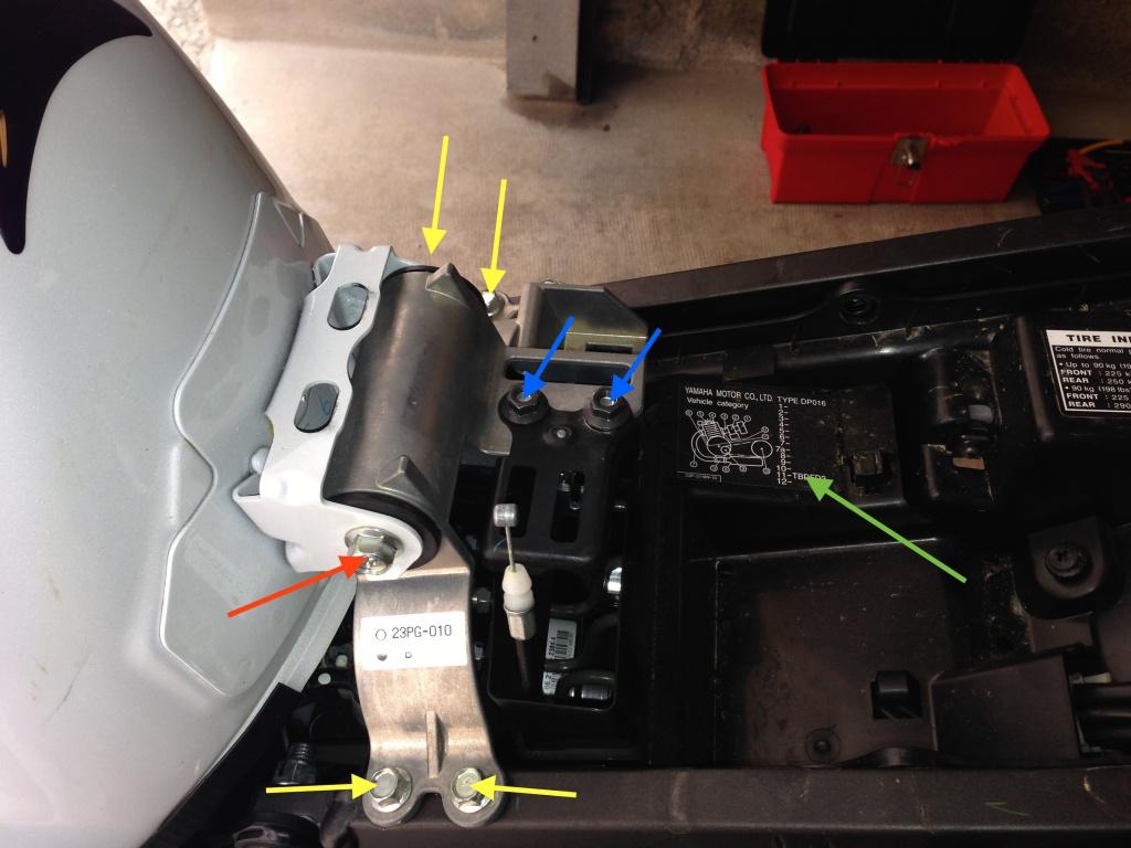 Montage clignotants led Yamaha 356184IMG0597copie