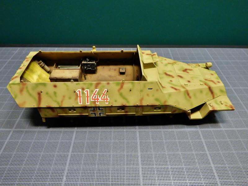 sdkfz - SdkFz 251 / 9  Tamiya / AFV 356771P1070054Copier