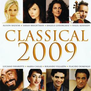 Compilations incluant des chansons de Libera 357296classical2009300