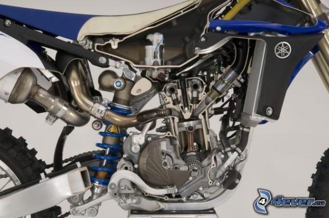 Honda CB t  358196yamahayz450f170541