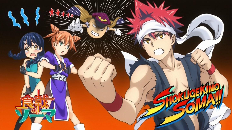 [2.0] Caméos et clins d'oeil dans les anime et mangas!  - Page 8 358511shokugeki2