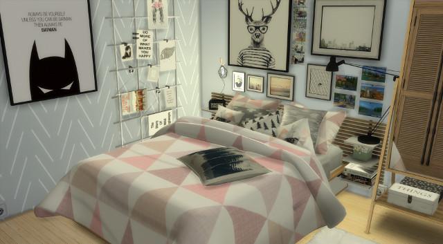 Appartement scandinave (let's build et téléchargement) 35873718en640