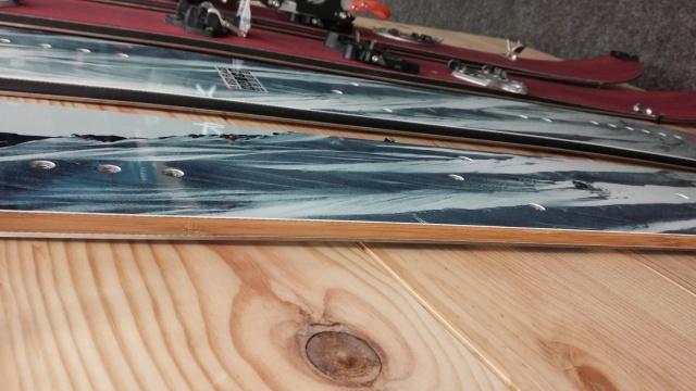 Champ intérieur splitboard jones explorer en bois ? 35989920151204123931