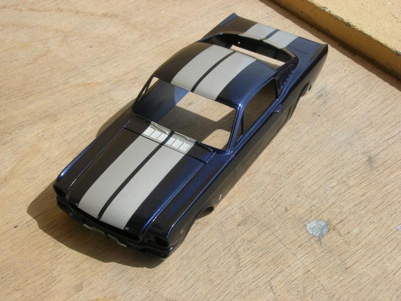 """Mustang Fastback""""65 Revell. 360869DSCN9959"""