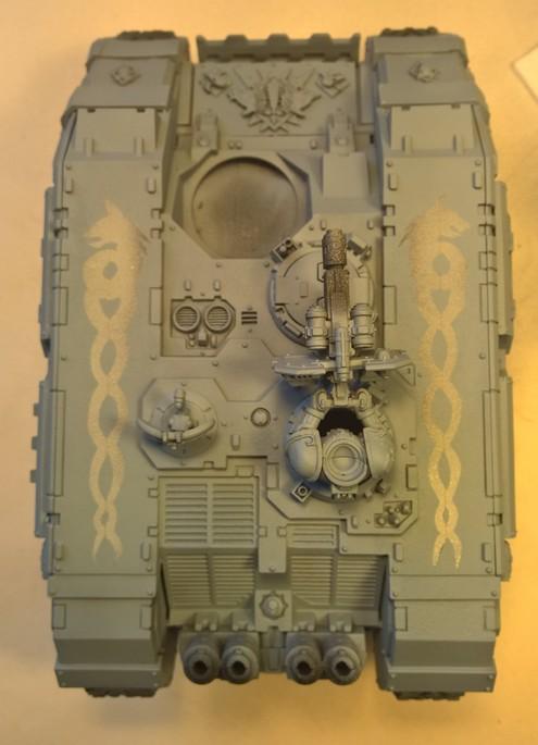 Space Wolves - Typhon... un peu particulier  - Page 2 361683Landraider6