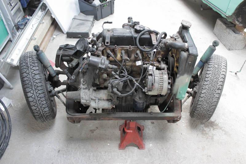 Restauration d'une Austin de 1980 362351IMG3274