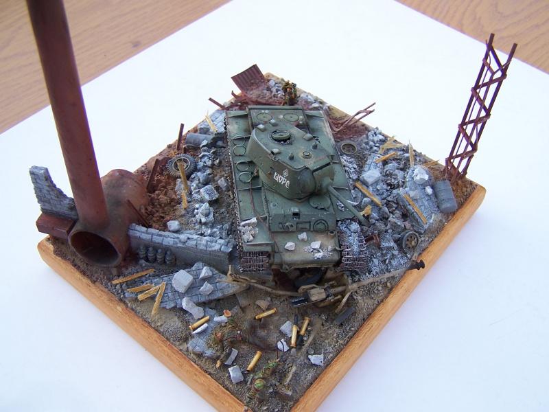"""Duel""  KV1c vs Panzergrenadiere Russie 42 3624191005499"