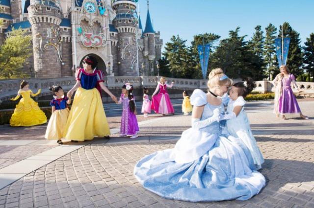 (Tokyo Disney Resort) Disney Princess : Welcome, Little Princess (du 14 janvier au 20 mars 2014) 363299lp1